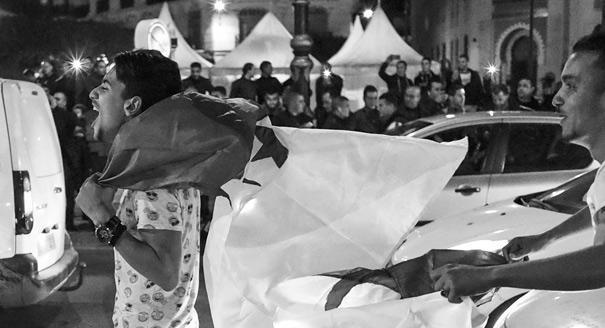 Без пятого срока. Почему «арабская весна» опоздала в Алжир на восемь лет