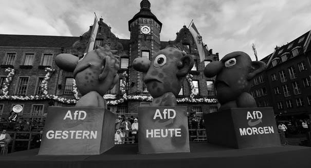 Почему крайне правые стали главной оппозицией в Германии