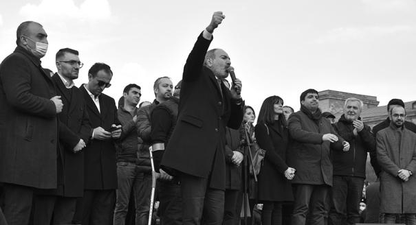 После революции и войны. Какой будет внешняя политика Армении