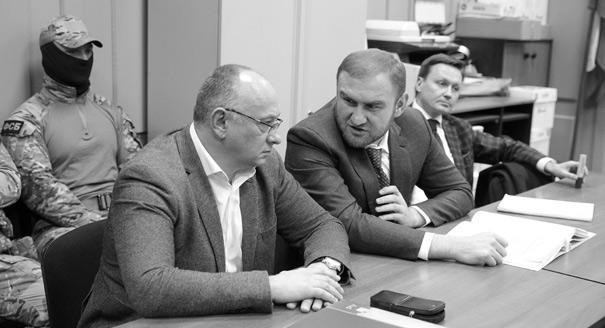 Драма с арестом в сенате, или Как Алексей Миллер переиграл Игоря Сечина