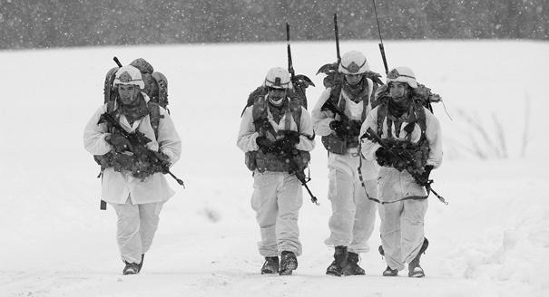 Холодный мир. Что ждет отношения России и США в Арктике при Байдене