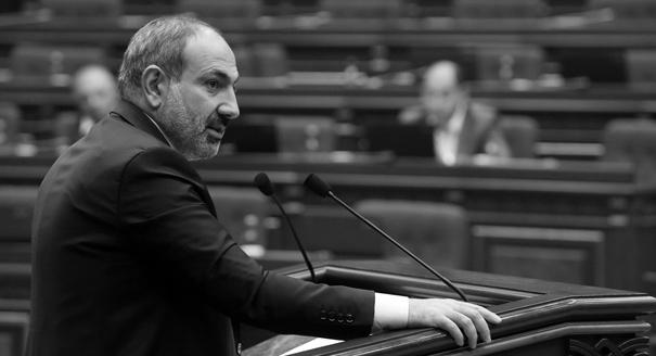 """""""Old Armenia"""" Meets the """"Armenia of the Future"""": The Old Ruling Elite Under Pashinyan"""