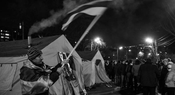 Политика после поражения. Чем закончится кризис в Армении