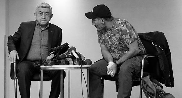 Почему в Армении удалась бархатная революция