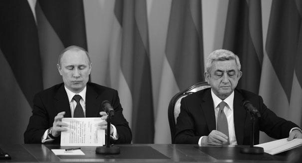 Почему армянский разворот от Европы к России прошел без Майдана