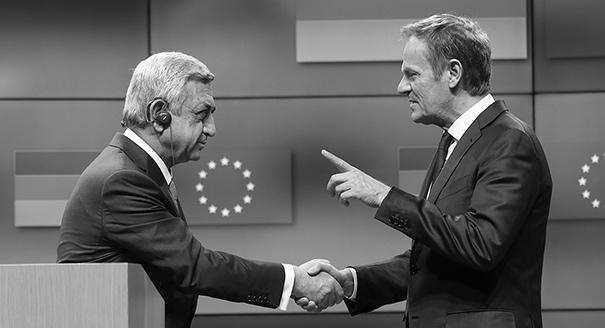 """Armenia's """"Both/And"""" Policy for Europe and Eurasia"""