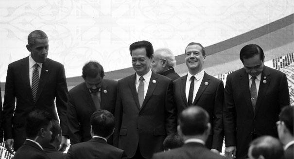 Азия, Россия и новый мировой порядок