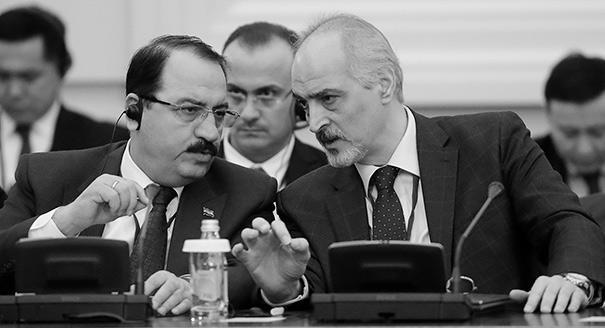 Перспективы и проблемы сирийских переговоров в Астане