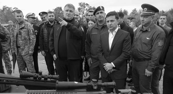 Last Man Standing: How Avakov Survived in Ukraine