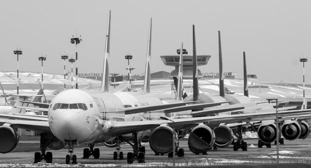 Как пандемия изменит авиацию в России и мире