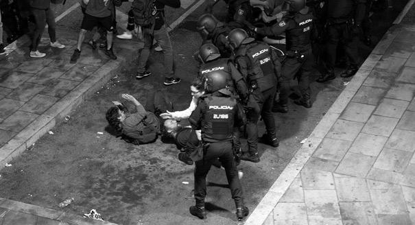 Министрам от 9 до 13. Чем обернутся для Испании жесткие приговоры по «каталонскому делу»