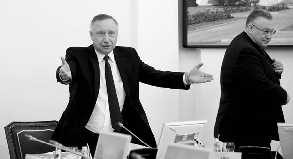 Бодрым шагом по стопам Полтавченко. Есть ли интрига на выборах в Петербурге
