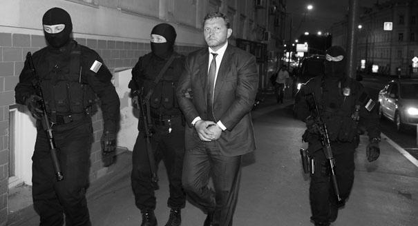 Зачем нужен арест Никиты Белых