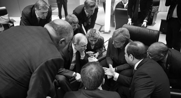 Выйти из тени. Как встреча в Берлине изменила роль России в Ливии