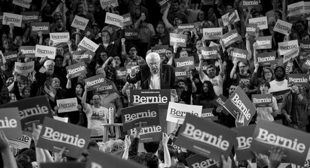 Похороны нормальности. Почему Берни Сандерс стал фаворитом американских демократов