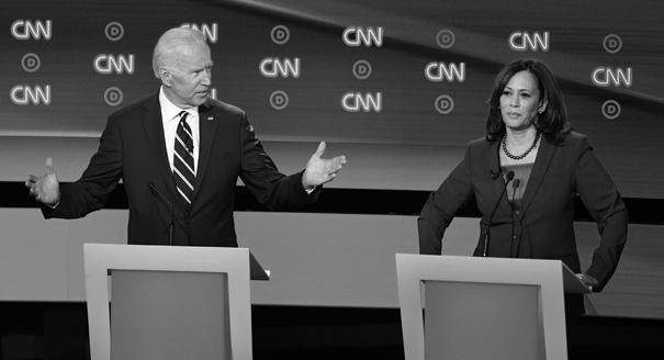 Гонка влево. Почему на дебатах Демократической партии побеждает Трамп