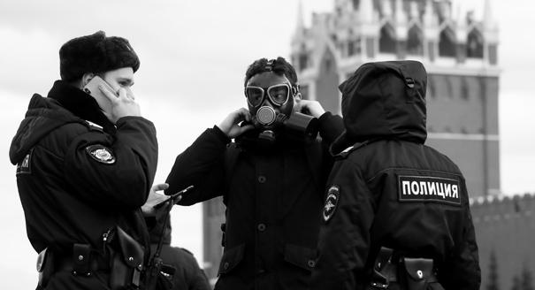 От Москвы до Пекина. Насколько «большой брат» эффективен в борьбе с эпидемией