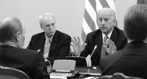 Joe Biden's Foreign Policy and Russia