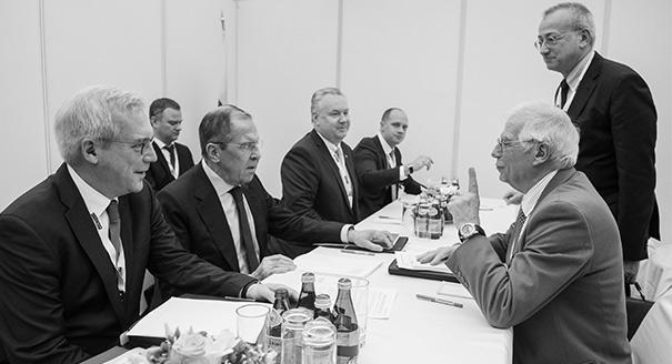 Пять или меньше. Готов ли ЕС пересмотреть принципы отношений с Россией
