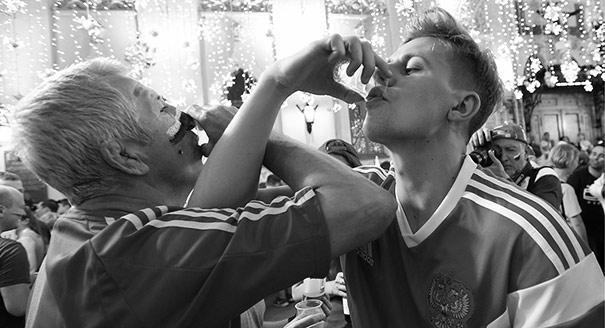 Модернизация снизу. Что рассказал о сегодняшней России чемпионат мира по футболу