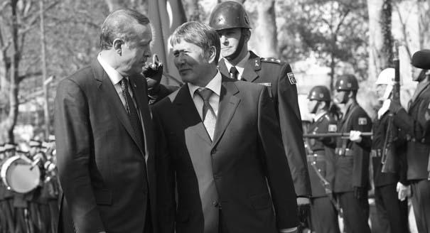 Как Центральная Азия реагирует на конфликт России и Турции