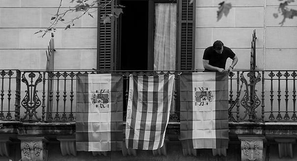 Революция балконов. Как прошли три дня Каталонской республики