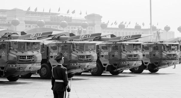 Трое и ДРСМД. Как Россия может помочь избежать ракетного кризиса в Азии