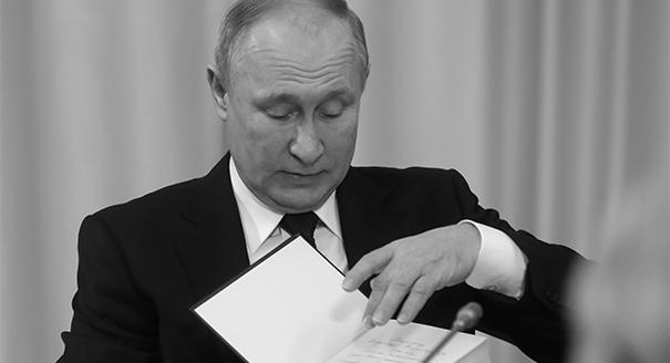 Putin's Coup: Cunning Plan or Improvisation?