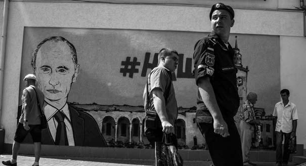 Крымские диверсанты: чего добивается Россия?