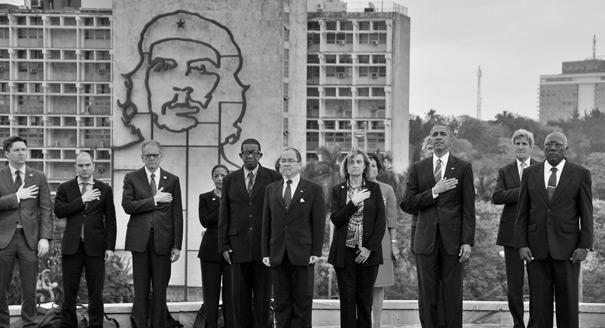 Обама на Кубе. Зачем уступать диктатурам
