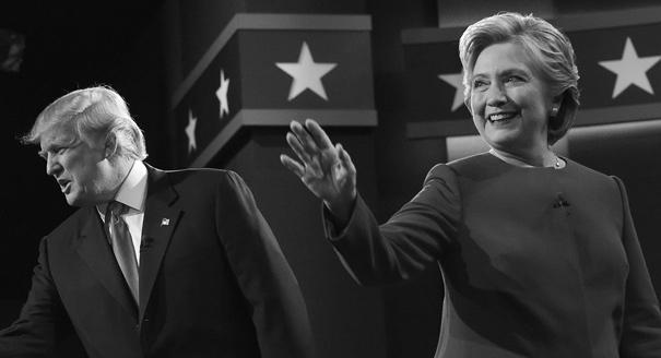 Президентские дебаты. В чем Трамп обошел Клинтон