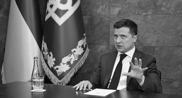 Zelensky Wages War on Ukraine's Oligarchs