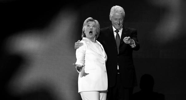 Клинтон против Путина. Как прошли съезды республиканцев и демократов