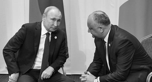 Обещания для Кремля. Что означают для России выборы президента Молдавии