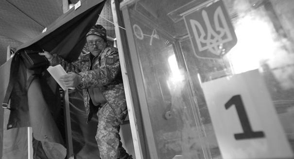 Остывший Донбасс. Почему любой победитель украинских выборов не будет воевать