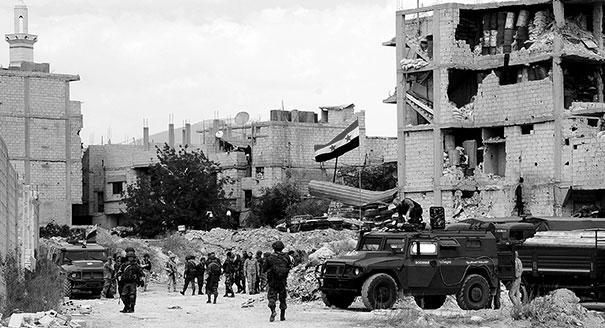 Процедура войны: почему в Сирии не реализовались худшие сценарии