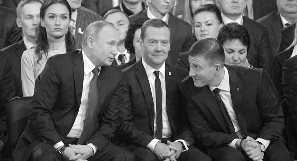 Атомизация вместо власти. Что ждет «Единую Россию»