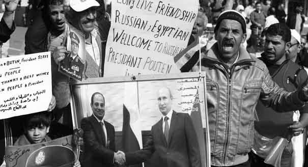 Как Египет опять стал лучшим другом России на Ближнем Востоке