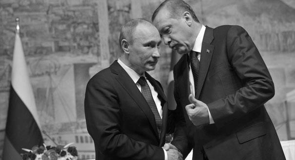 Зачем Турция мирится с Россией и Израилем
