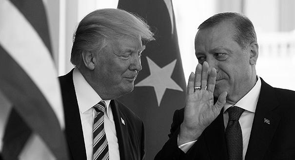 Санкции внутри НАТО. Извинится ли Эрдоган перед Трампом