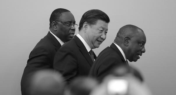 Россия и Китай в Африке. Конкуренты или союзники?