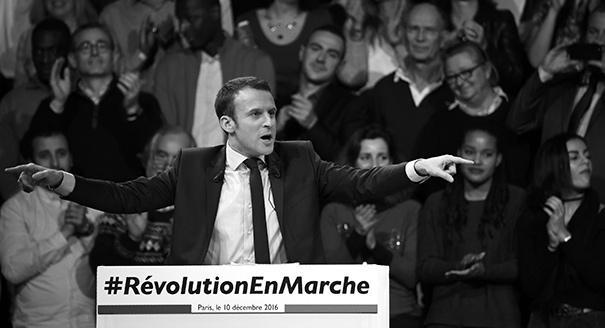 Четыре вместо двух. Где пройдет новый водораздел французской политики