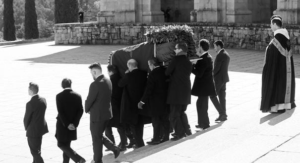 Эксгумация настоящего. Что изменит вынос Франко из мавзолея