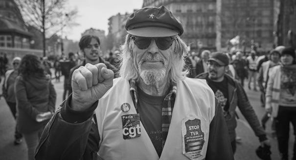 Перезагрузка Франции. Как пенсионеры спасают Макрона от желтых жилетов