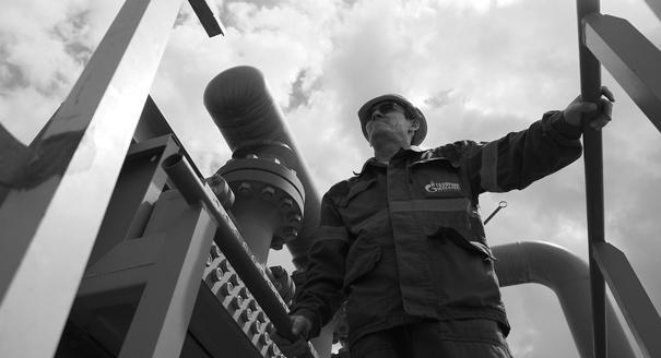 Gazprom's Battle for Europe