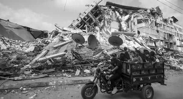 От умеренных в ХАМАСе до посредничества России. Есть ли выход из палестино-израильского конфликта