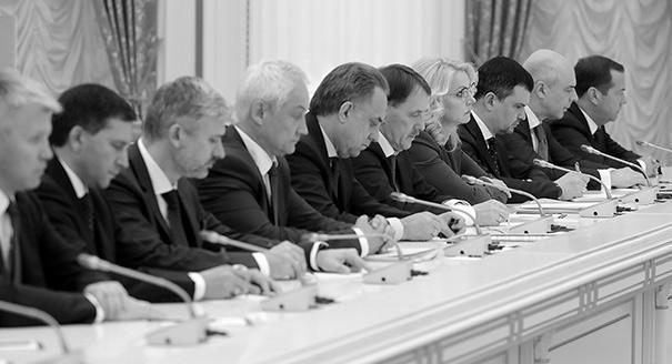 Инерция или транзит: в чем задача нового правительства