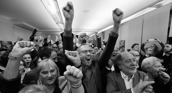 Бремя зеленых. Почему экологическая партия стала второй по популярности в Германии