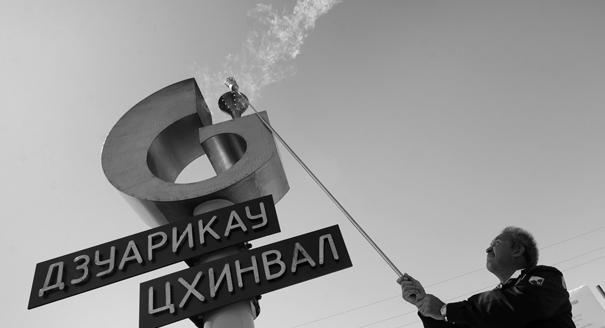 Как «Газпром» соблазняет Грузию
