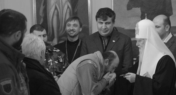 Реванш Саакашвили на Донбассе и битва за Грузию
